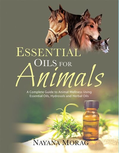 Essential Oils for Animals book Nayana Morag